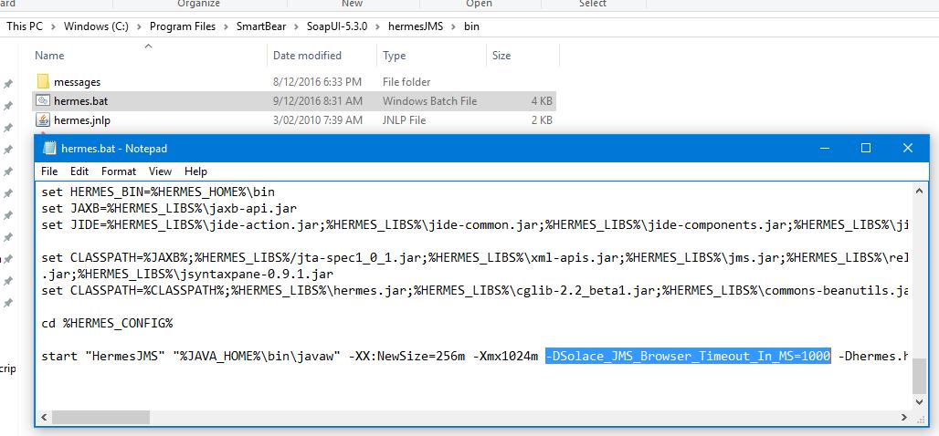 soapui-modify-hermesjms-startup-windows