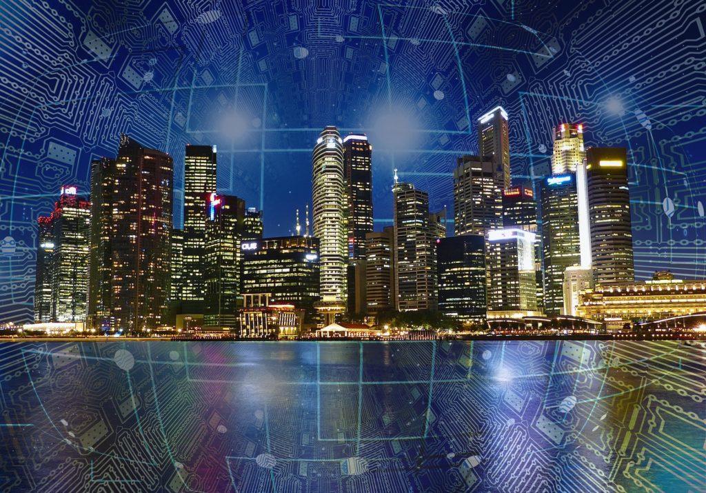 smart city it infrastructure